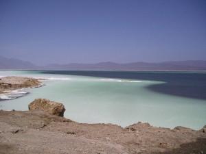 Lago Salato Djibouti